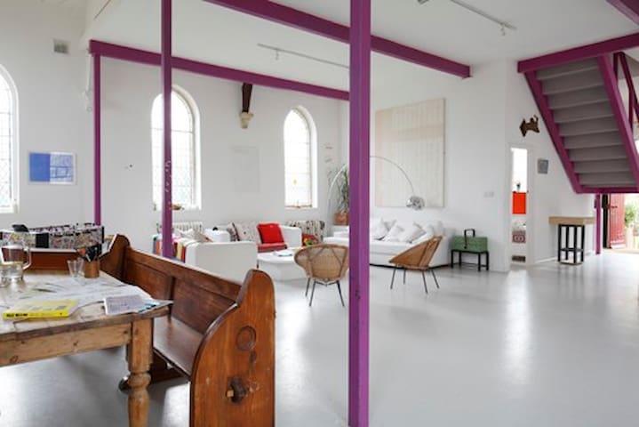 Unique Designer Chapel Conversion  - Wellingore - Huis