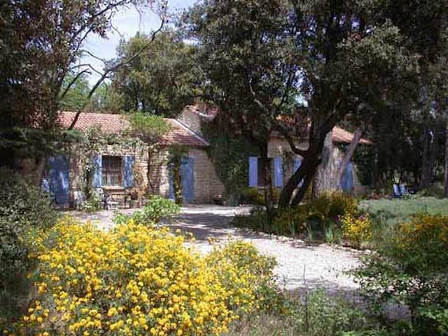 La Grande Peyriere - Stone Villa - Mazan - Villa