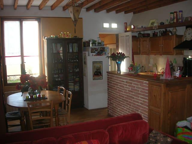 CENTRE COMPIEGNE petit dejeuner - Compiègne - House