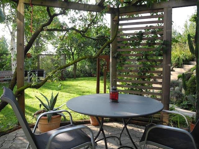 Studio mit Garten nahe Luzern - Hildisrieden