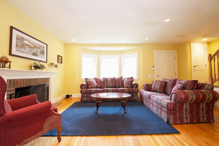 Manayunk Philadelphia private home  - Bala Cynwyd