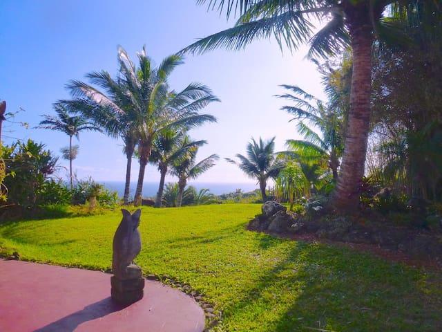 Maui Eco Retreat ~ Dolphin Room - Haiku/Huelo - Apartment
