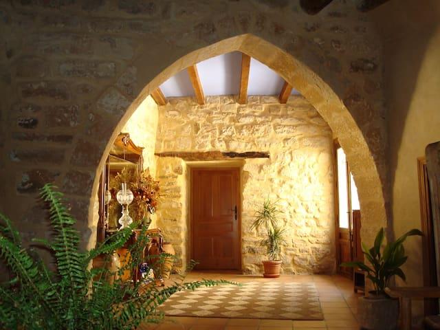 Habitación 2 casa con encanto Ubeda - Úbeda