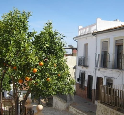 Traditional Andalucian townhouse - Alameda - Rumah