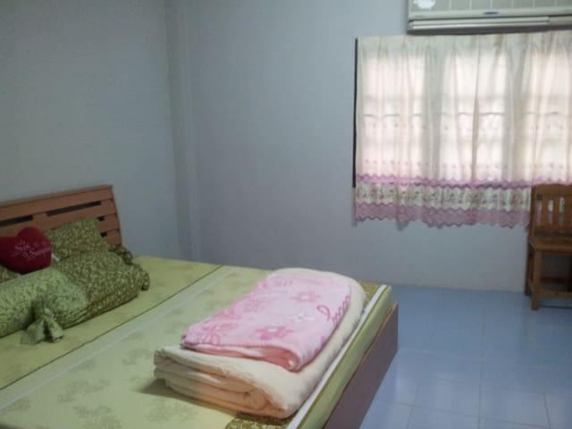 Tantikul House and Homestay - Mueang Buri Ram - Maison