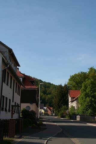 Ferienwohnung in Wieda 4-5 person - Wieda - Apartamento