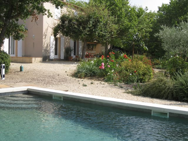 Your house in the heart of Provence - Viens - 一軒家