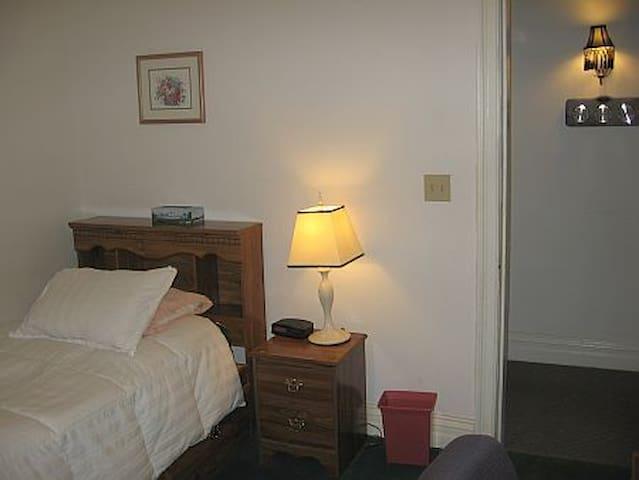 Dunphy Room at Olde Judge Mansion - Troy - Oda + Kahvaltı