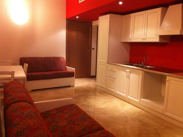 Completely independent suite - Montereale Valcellina