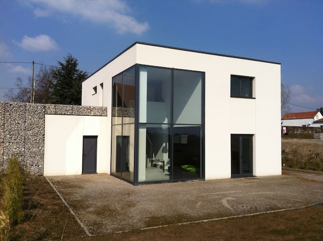 Villa spacieuse - Design Cubic - Tatinghem - Villa