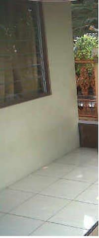 Rumah dikampung - Balaraja - Hus