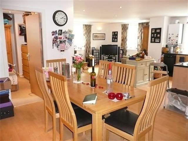 Beautiful Double Room on the Canal - Hebden Bridge - Appartement