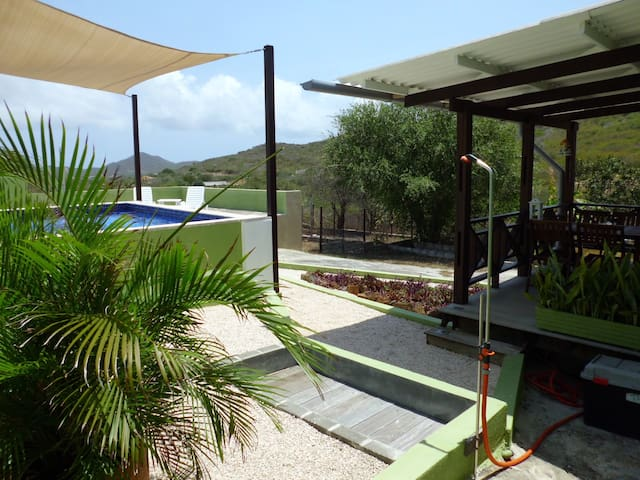 Countryside cottage on Curacao - Dokterstuin / Pannekoek - Inny