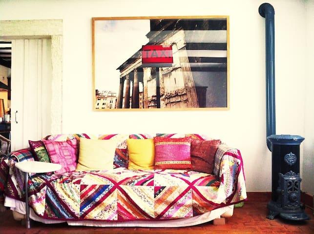 GREEN & HEALTHY GUESTHOUSE: Studio - Montemor-o-Velho - Rumah