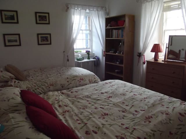 Family/twin/dble room in Inveraray - Argyll and Bute - Lägenhet