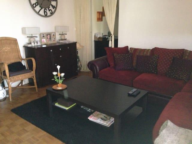 convivialié - Aubergenville - Appartement