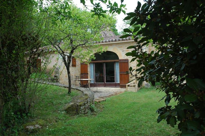 cottage in perigord - Saint-Front-sur-Lémance - Ev