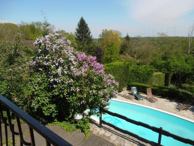 """2 bedrooms """"La Fargette"""" - Saint-Fargeau-Ponthierry - Bed & Breakfast"""