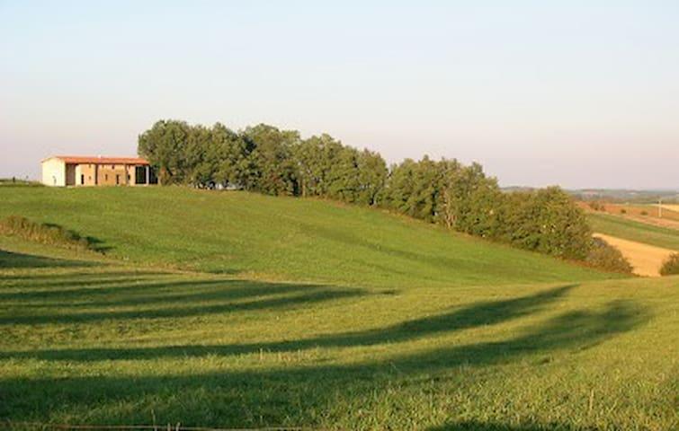 Farmhouse With Wonderful Pyrenees V - Esclassan-Labastide - Rumah