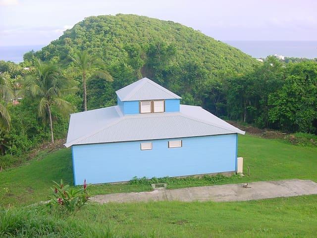 Ti-Kaz vue mer et spa privé - Bas Vent - House