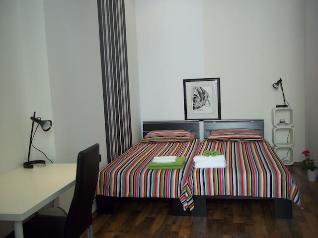Double room in Rijeka center - Rijeka