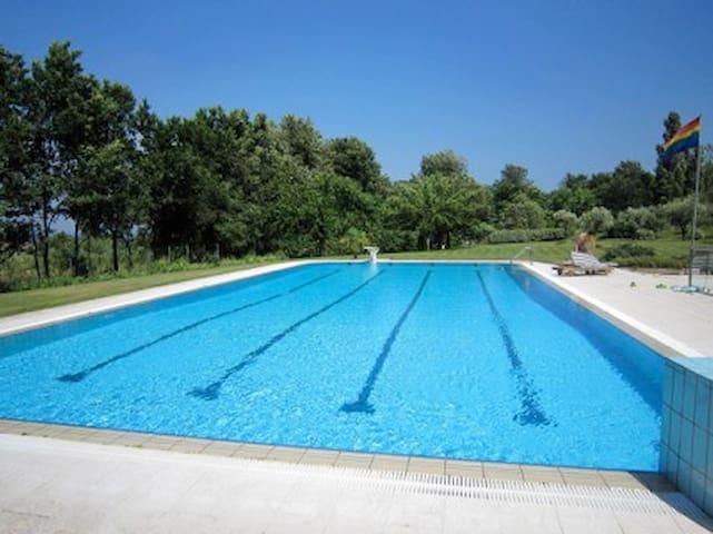 Garden pool villa, WOW corner room - Lonato del Garda - Bed & Breakfast