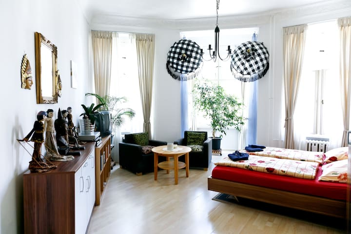 Bed & Breakfast in Berlin 1 Bali - 柏林 - 公寓