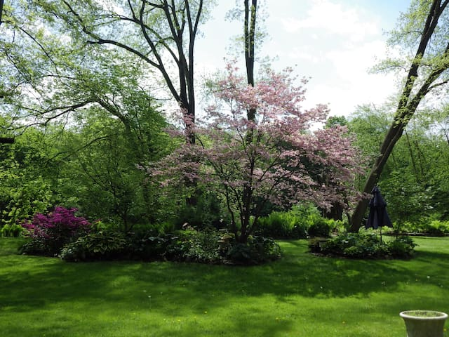 River View Guest Cottage/Suite - イーストストラウズバーグ - アパート