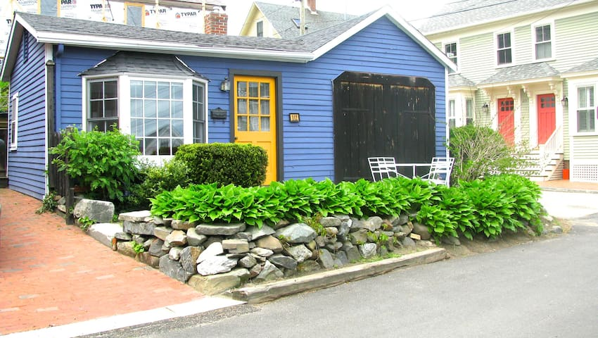 Riverfront Cottage in South End - Portsmouth - Hus