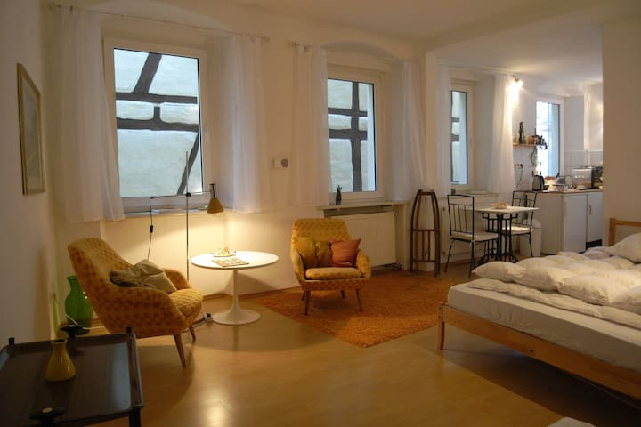 Stylish Apartment in Old Building - Bamberg - Διαμέρισμα