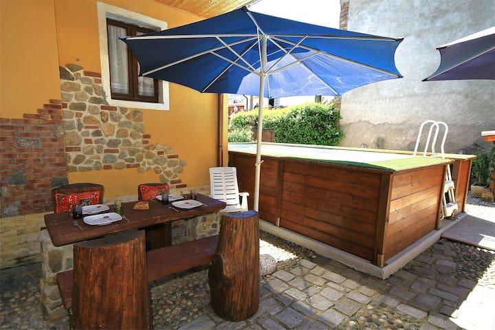 Accommodation Martina in Arbizzo - Cadegliano-viconago - Departamento