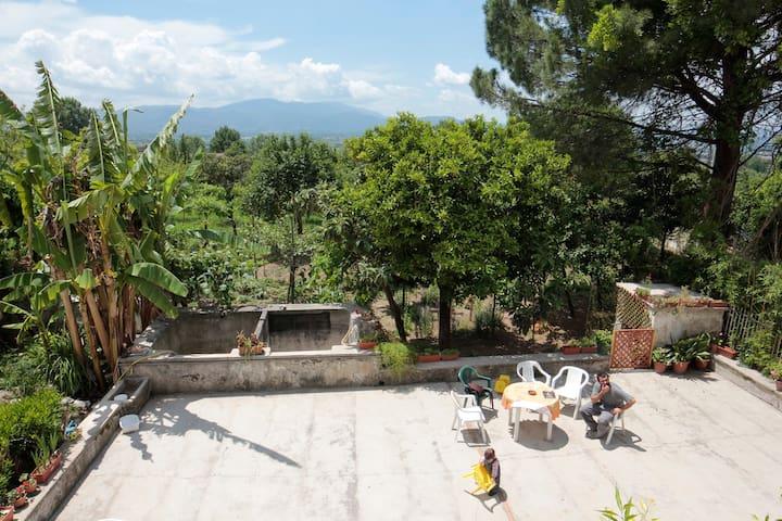 country house La Peschiera - San Potito Sannitico