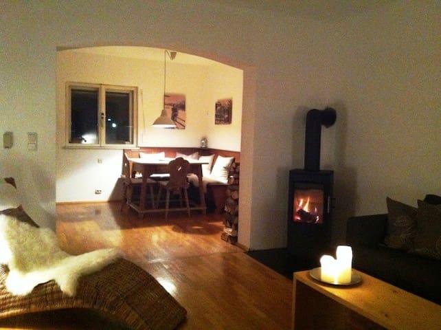 Ferienwohnung LieSe - Liesl & Sepp  - Halblech - Apartment
