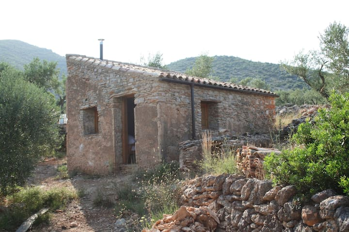 the casita at els Mussols - Xerta - Lain-lain