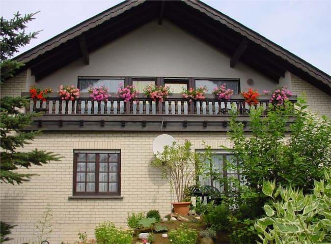Business Apartment Villa Preeda - Herschbach - Lägenhet