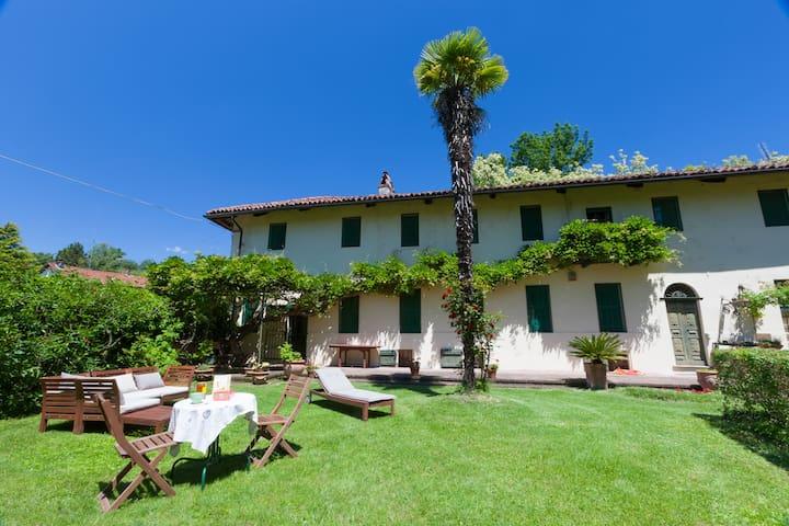 Коттедж в Arignano - Arignano - Дом