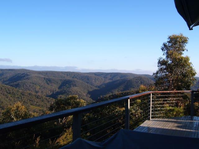 Blue Mountains Ridgetop Serenity - Wentworth Falls - Huis