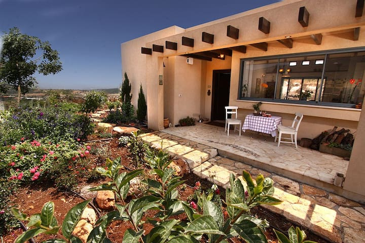 Beautiful 2BD Villa in the Galilee - Kfar Shamai - Villa