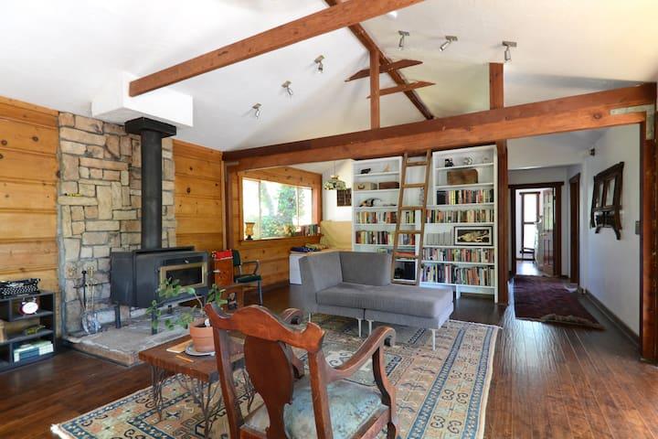 River+Vineyards+Redwoods+You - Forestville - Huis
