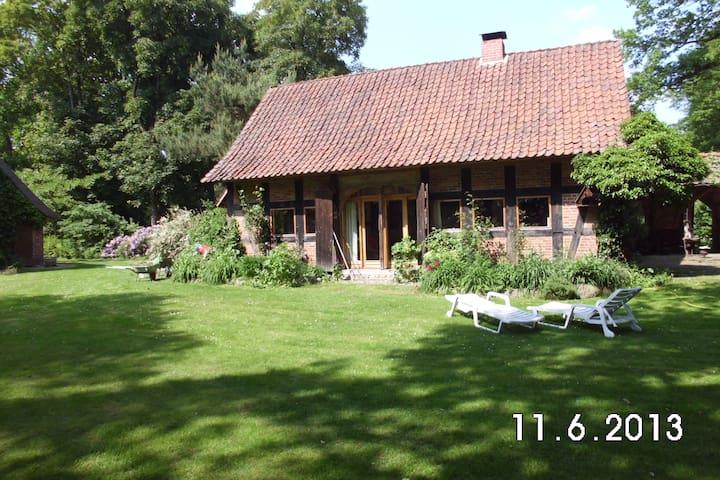 "Holiday house ""Hus an Moor"" - Hambergen - Rumah"