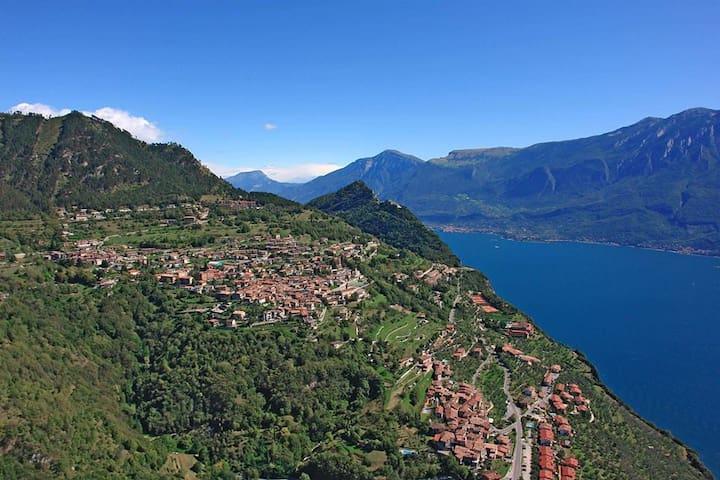 Villa delle Rose-Tignale-Gardasee - Tignale Gardola