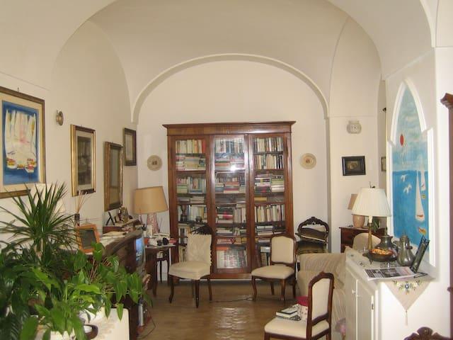 ANACAPRI HISTORIC TOWN CENTRE - Anacapri - Lägenhet