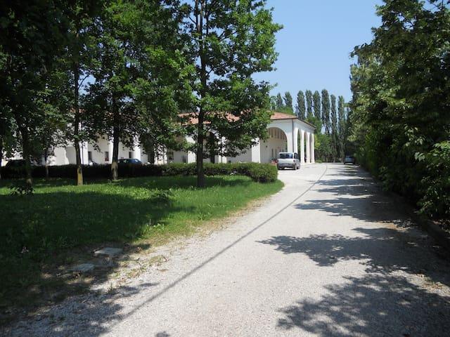 Apartments in a villa near Venice - Musestre - Appartement