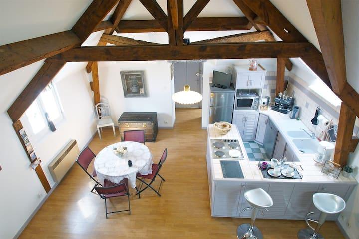 """Apartment """"Castle The Coquetière"""" - Rezé - Appartamento"""