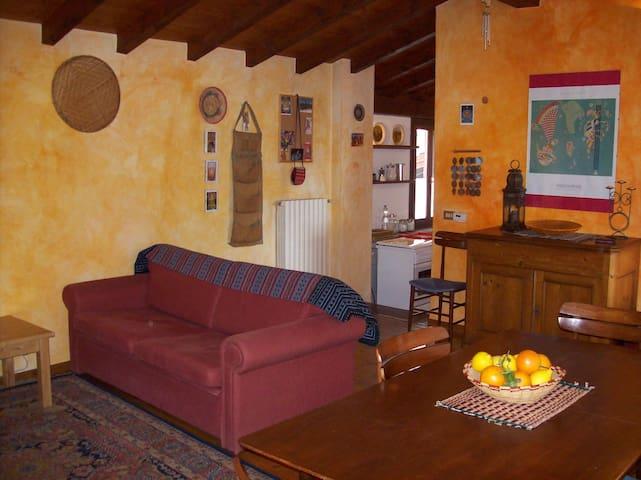 Cozy flat in Lake Maggiore area - Cocquio-Trevisago Province of Varese - Appartement
