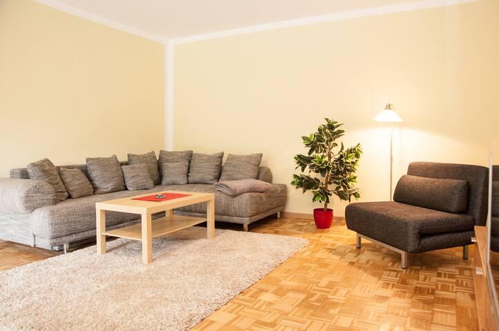 Elbe Apartement in Glueckstadt - Glückstadt - Lägenhet
