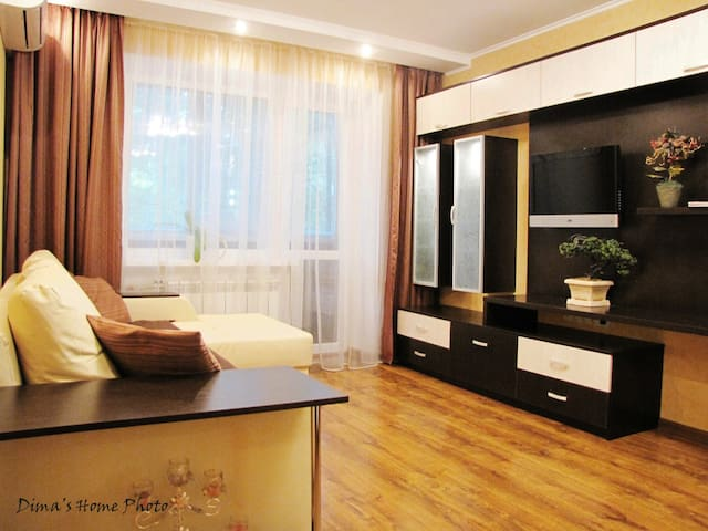 VIP-flat Center Wi-Fi Free - Dnepropetrovsk - Daire