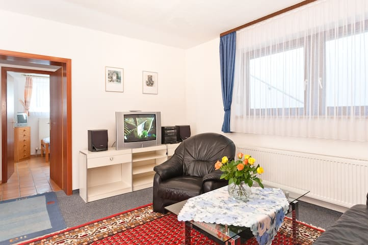 Modern equipped flat, two bedrooms - Gilching - Daire