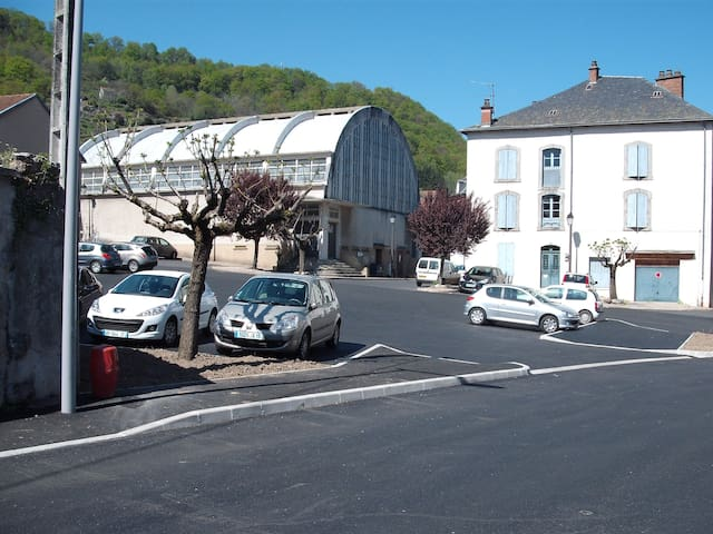 French Holiday Accommodation  - Bort-les-Orgues