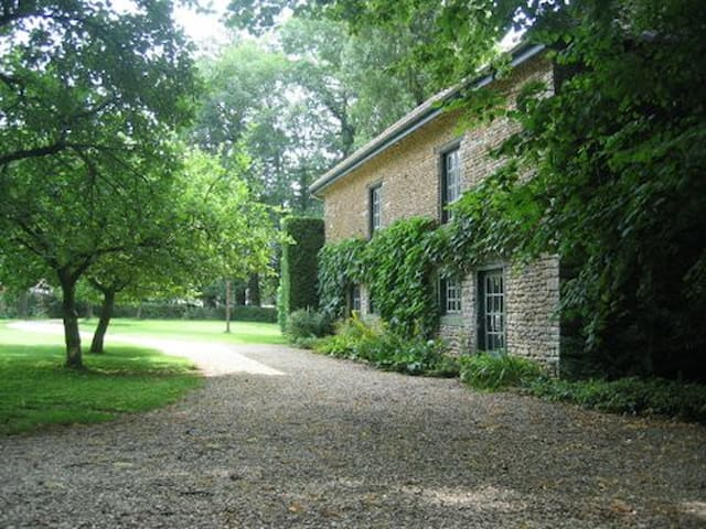 Near Troyes Near a wood Charming ! - Vauchonvilliers - Huis